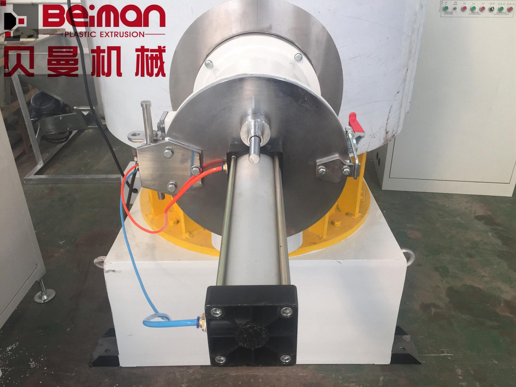 plastic SHR 200 model WPC PVC mixer machine/hot mixing equipment manufacturer