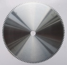 Industrial quality aluminium profile cutting TCT saw blade
