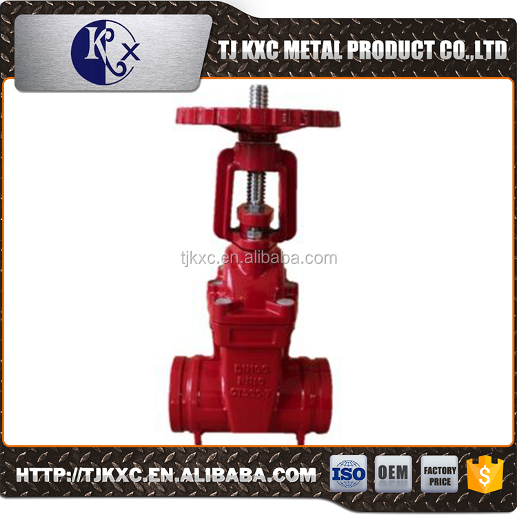 Standard API 609, EN593 different type of gate valve