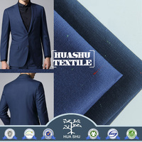 Fashion Design Good Selling 2016 New 100 cotton colorful piont fabric for leisure suit