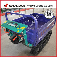 electric mini dumper crawler dumper 600kg GN06
