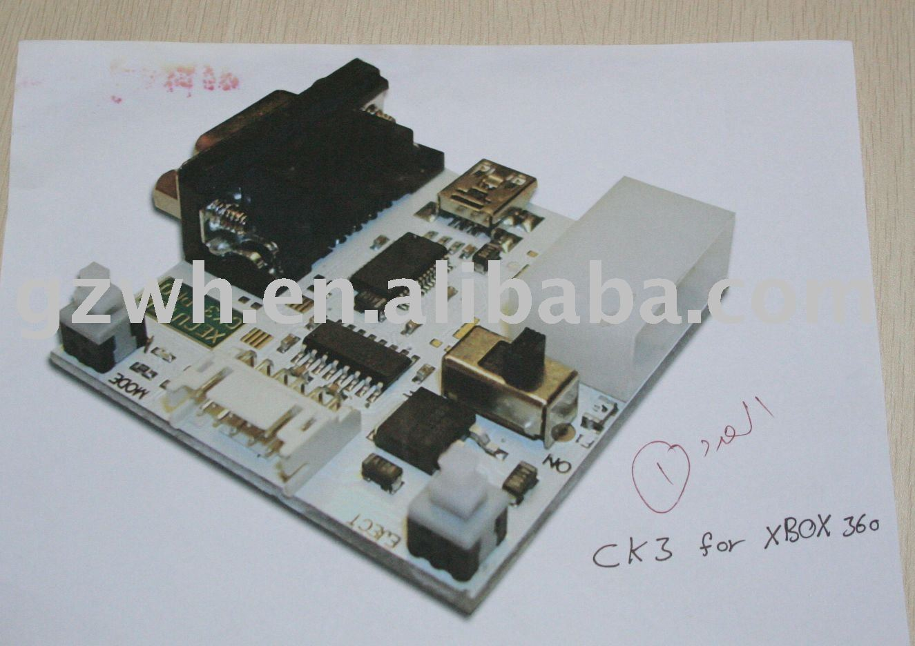 IC CK3 for Xbox 360 video game accessories