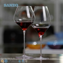 SANZO hot sale colored wine glass sets drinking glasses