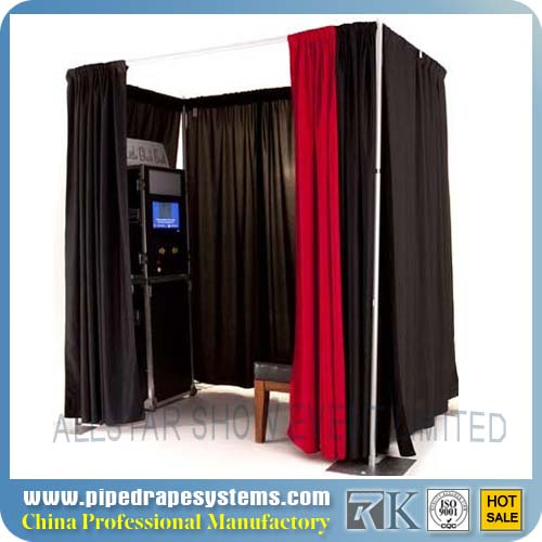 Portable economic custom made photo booth for sale