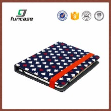 Cheap pu leather flip cover case for tablet shockproof universal tablet case