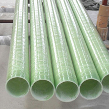 Glass Fiber Reinforced Plastic Mortar Power Cable Protection Tube
