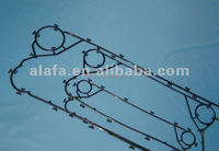 Branded Plate Heat Exchanger gaskets like Alfa laval P31-HBM ,heat exchanger component