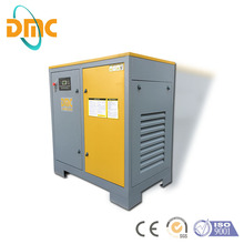 18.5kw Air Cooled Motor Driven Electric Low Noise cng Screw Air Compressor