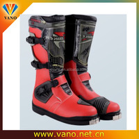 SIZE 40 - 45 Hot sales super quality motorcycle racing boots for scooter ATV Dirt bike