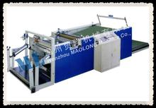 authenticity guaranteed hot cutting plastic bag making machine