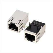 4Pin Right Angle PCB mount USB Connector