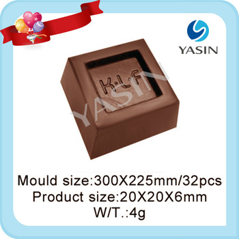 chocolate world molds
