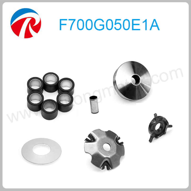 GY6 50cc shaft drive motorcycle engine roller pulley