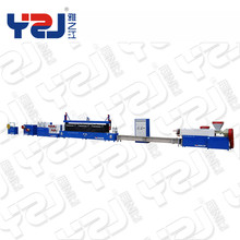 PP strapping band extrusion machine/plastic strap extruder