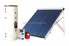 200L-1000L split pressurized solar water heater, double copper coils solar water heating system