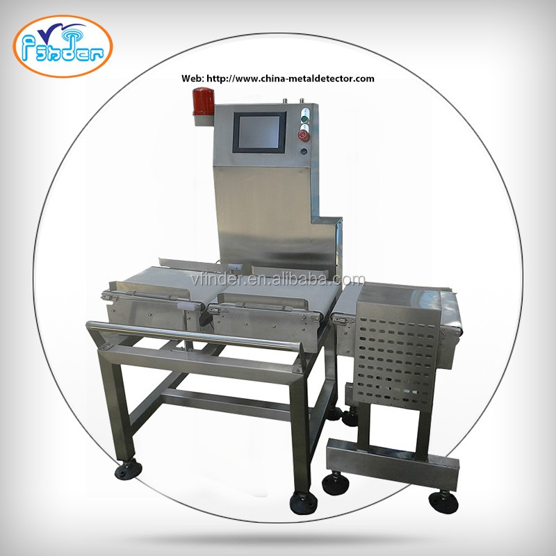 electronic conveyor belt weighing system ,check weigher