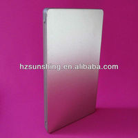 Aluminum CD/DVD Cases with superior quality