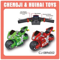 4D simulation moto game plastic remote control motorcycle