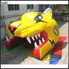 NB-TN30314 inflatable dog head tunnel tent for game