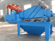 Henan bailing 2014 new invented fine sand recycling machine