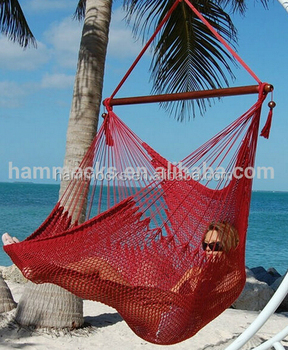High quality rope cheap hanging cotton rope adult swing chair