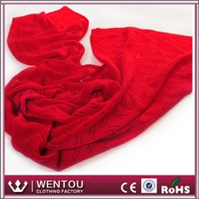 NEW design fashion lady crochet wool scarf shawl