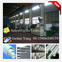 Extrusion Plants for Rigid PVC Pipes
