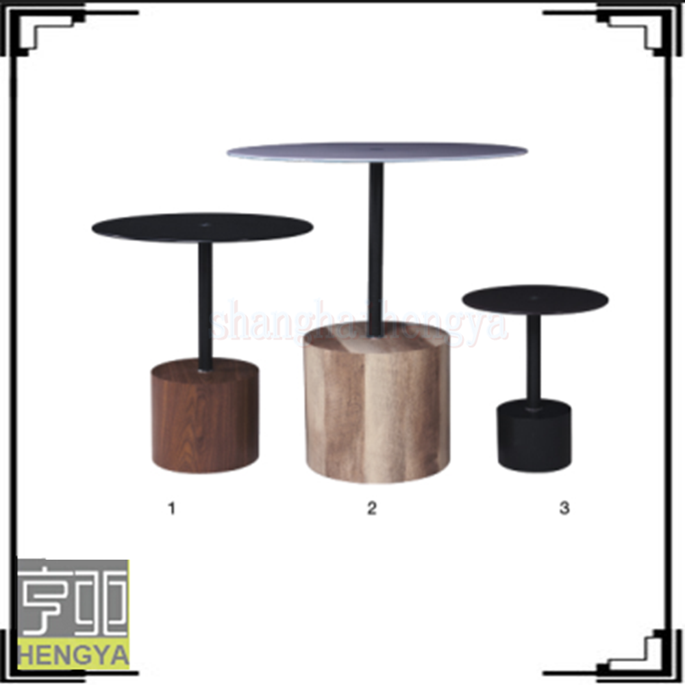 Small Round Modern Mdf Glass Coffee Table With Painting Buy Glass