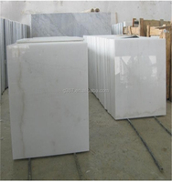 (Factory Certified) Guangxi White Marble Sichuan Baoxing Shu white jade polished grey marble