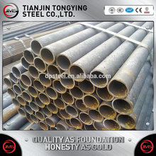 scaffolding pipe China suppliers of MS carton steel tube ERW welded roundthickness of scaffolding pipe unit weight