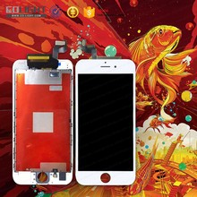 Golden supplier high quality for apple iphone 6s plusg front assembly lcd