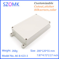 control hing waterproof outdoor wall mount ip 65 cabinet