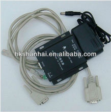 Free shipping RS232/RS485 to Ethernet TCP/IP Converter Device Server Free Software is Available