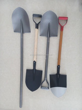 stainless steel spade for gardening