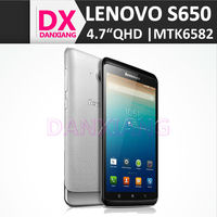 dual mode cdma gsm mobile phone lenovo s650 high quality hand phone dual sim Support TF card 32GB wholesale