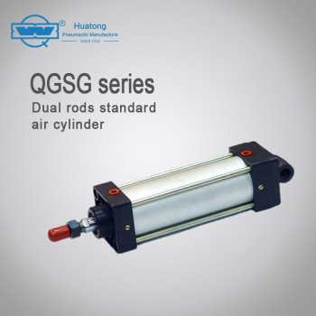 QGSD series pneumatic standard air cylinder