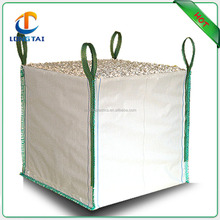 Waterproof size customized manufacture PP bulk bag with lamination,2 ton big bag