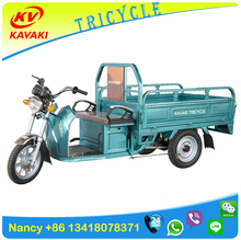 Adult Used 1000w Tricycle Power Motor Tricycle With Battery Three Wheel Electric Tricycle For Cargo