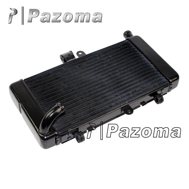Pazoma Motocycle Cooler Cooling Radiator For Honda CBR250RR MC19 1988--1989