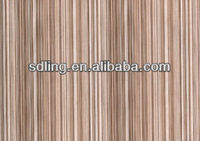 Wooden effects polyester epoxy powder coating