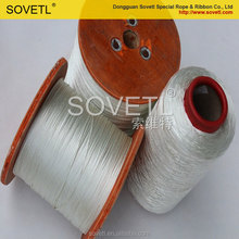 High temperature resistance glass fiber rope for metal casting and high temperture industry