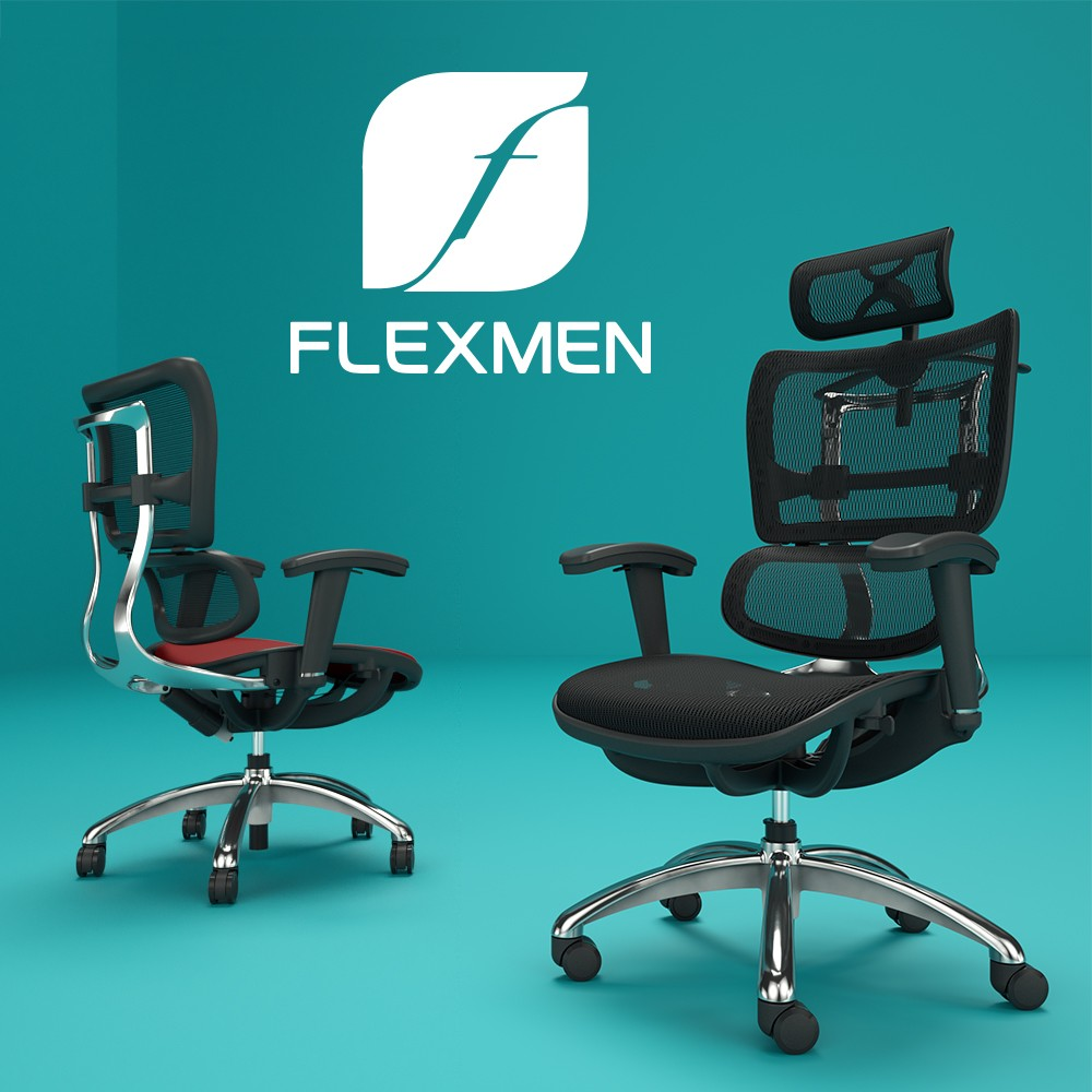Mesh Office Chair Ergonomic, Executive chair