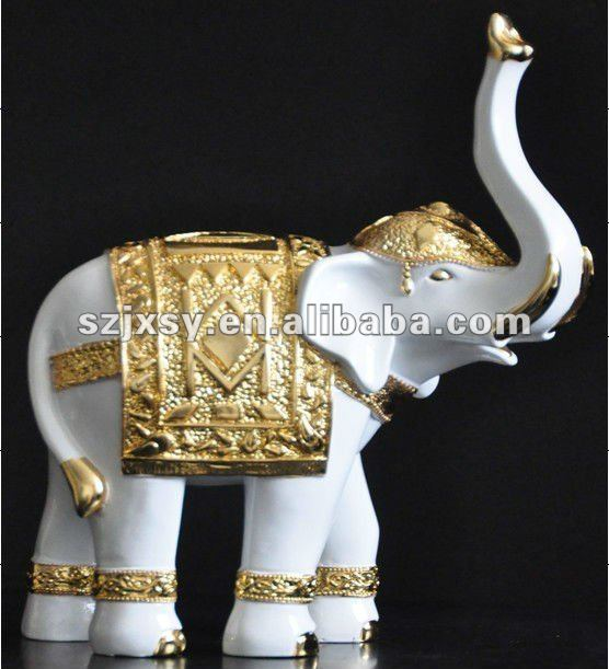 Estilo asi tico elefante de resina artesan a decoraci n - Artesania de indonesia ...
