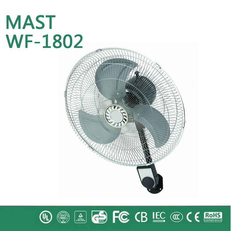 portable water misters for cooling/wall fan with cooling water/mist fog fountain/12 inch orbit wall fan guangzhou