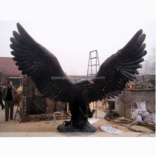 Life Size Bronze Eagle Statue Sculpture for Garden Decoration