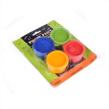 Good service non-toxic washable high quality finger paint for kids
