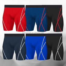 Custom Mens Compression Running Shorts /Compression Short Pants