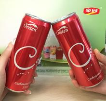 325ml Canned cola carbonated drink product type soft drink