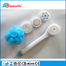 eco-friendly high quality mutifunctional silicone facial brush Facial Cleansing Brush As Seen On TV