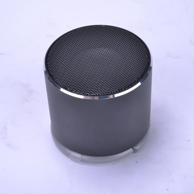 promotion gifts mini portable bluetooth metal wireless speaker buckle ring BT speaker <strong>x10</strong>#